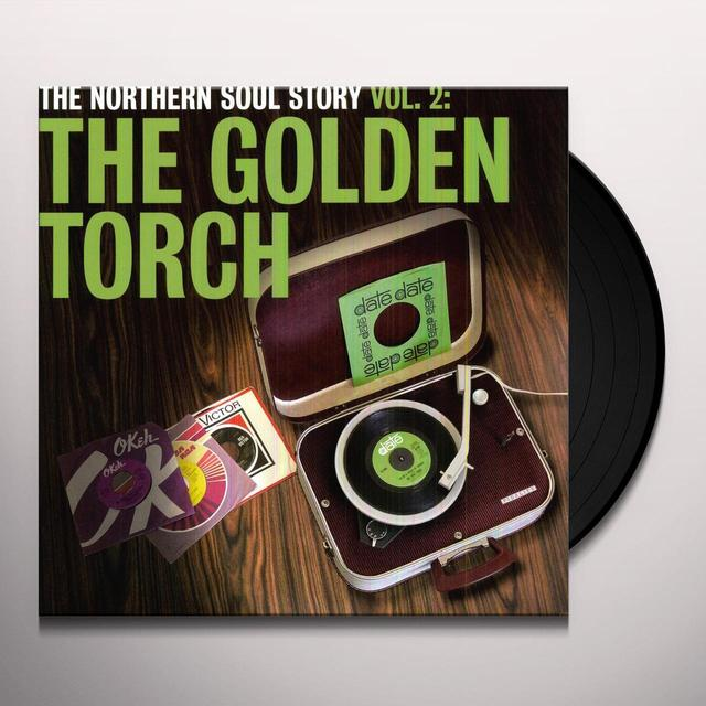 NORTHERN SOUL STORY 2: GOLDEN TORCH / VARIOUS Vinyl Record
