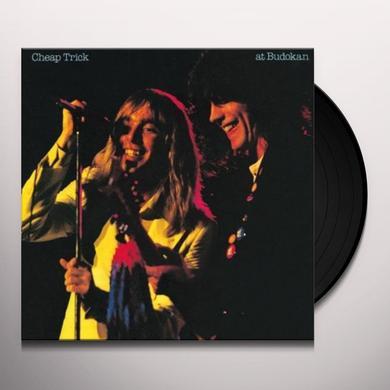 Cheap Trick AT BUDOKAN Vinyl Record - Canada Import