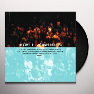 Maxwell MTV UNPLUGGED Vinyl Record
