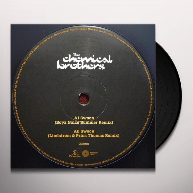 The Chemical Brothers SWOON Vinyl Record