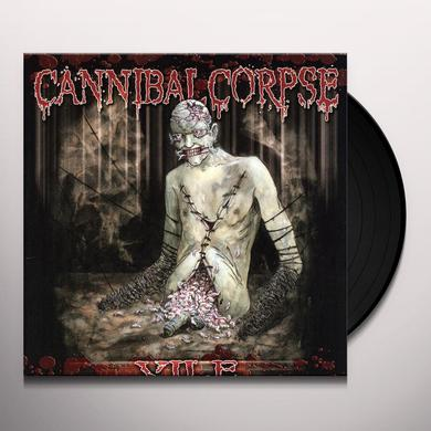 Cannibal Corpse VILE Vinyl Record - Limited Edition, 180 Gram Pressing
