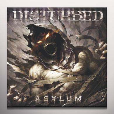 Disturbed ASYLUM (BONUS CD) Vinyl Record - Colored Vinyl