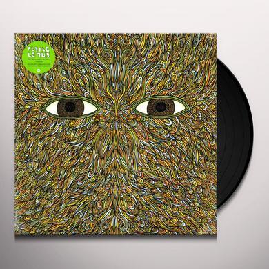 Flying Lotus PATTERN & GRID WORLD Vinyl Record