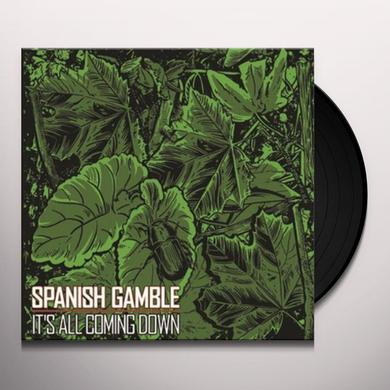 Spanish Gamble IT'S ALL COMING DOWN Vinyl Record - w/CD