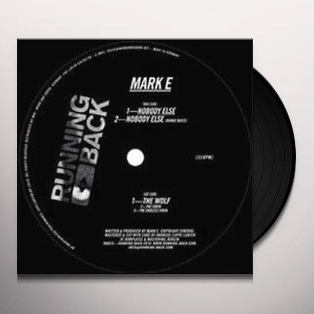 Mark E NOBODY ELSE (EP) Vinyl Record