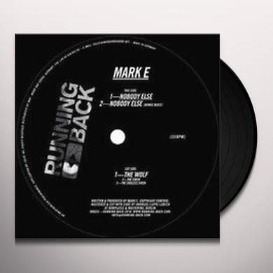 Mark E NOBODY ELSE (EP) Vinyl Record
