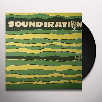 SOUND IRATION IN DUB Vinyl Record