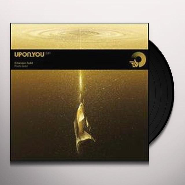 Emerson Todd FOOLS GOLD Vinyl Record