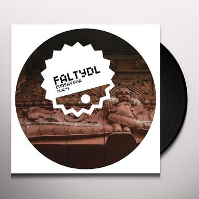 Falty Dl ENDEAVOUR Vinyl Record