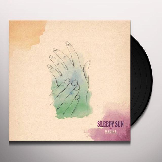 Sleepy Sun MARINA Vinyl Record