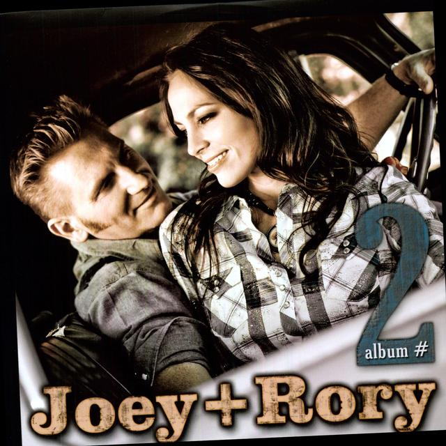 Joey & Rory ALBUM #2 Vinyl Record