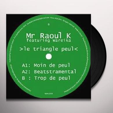 Mr Raoul K / Wareika TRIANGLE PEUL Vinyl Record