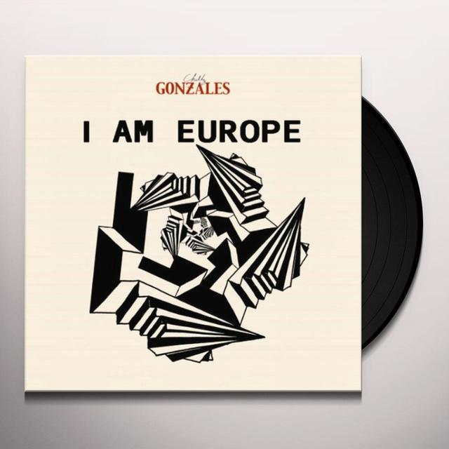 Gonzales I AM EUROPE (EP) Vinyl Record