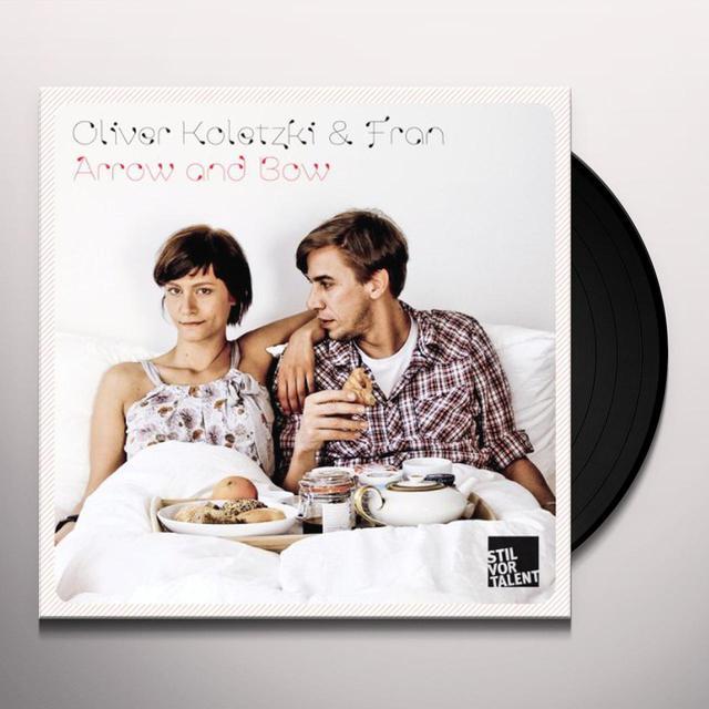 Oliver Koletzki & Fran ARROW & BOW Vinyl Record