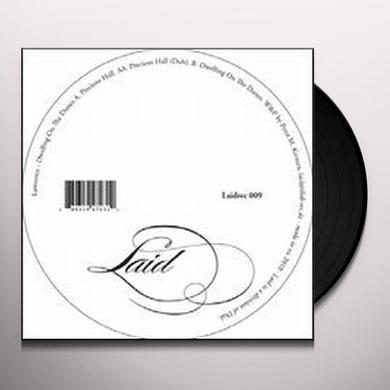 Lawrence DWELLING ON THE DUNES (EP) Vinyl Record