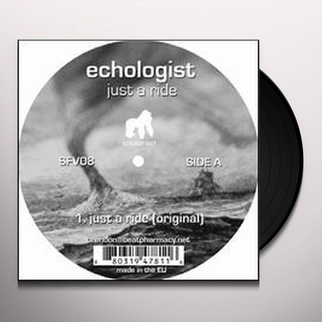 Echologist JUST A RIDE (EP) Vinyl Record