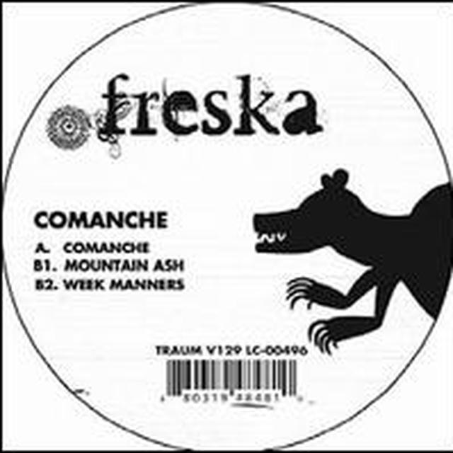 Freska COMANCHE (EP) Vinyl Record