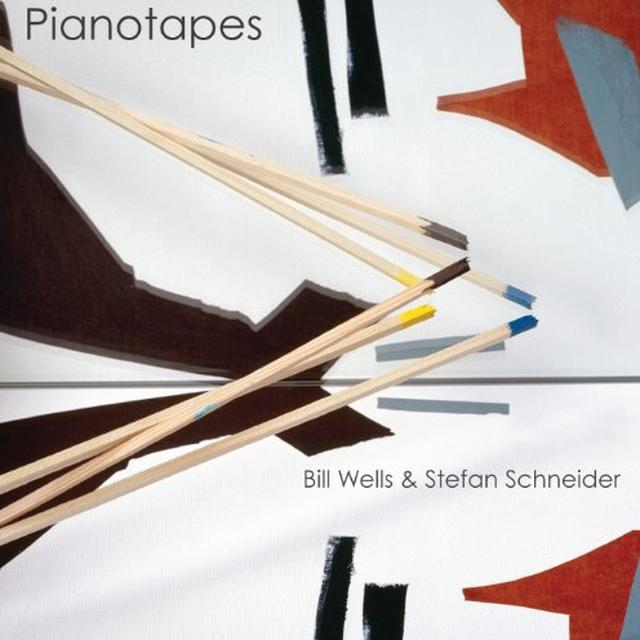 Bill Wells / Stefan Schneider PIANOTAPES Vinyl Record