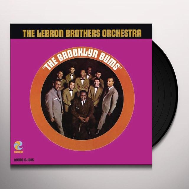 Lebron Brothers BROOKLYN BUMS Vinyl Record