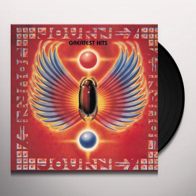 Journey GREATEST HITS Vinyl Record - 180 Gram Pressing