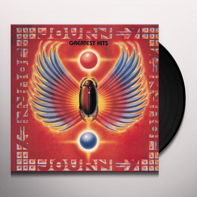 Journey GREATEST HITS Vinyl Record - 180 Gram Pressing