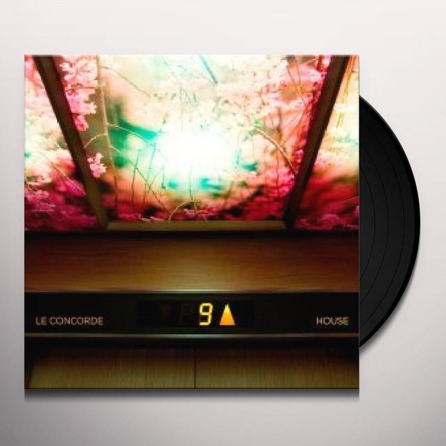 Le Concorde HOUSE Vinyl Record