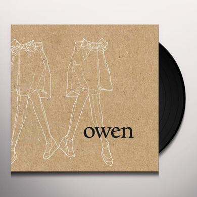 Owen ABANDONED BRIDGES Vinyl Record - Digital Download Included