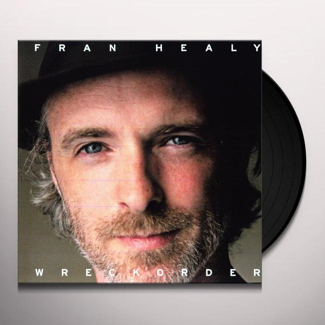Fran Healy WRECKORDER Vinyl Record - Digital Download Included