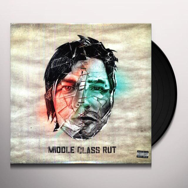 Middle Class Rut NO NAME NO COLOR Vinyl Record