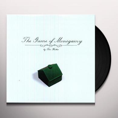 Tim Kasher GAME OF MONOGAMY Vinyl Record