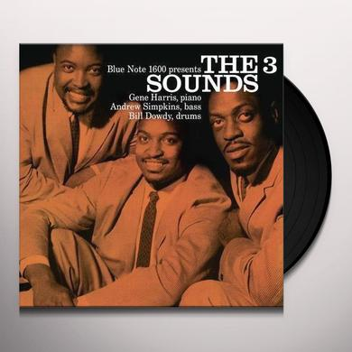 INTRODUCING THE 3 SOUNDS Vinyl Record - 180 Gram Pressing