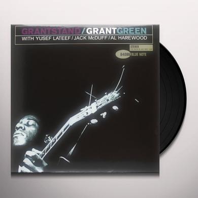 Grant Green GRANTSTAND Vinyl Record - 180 Gram Pressing