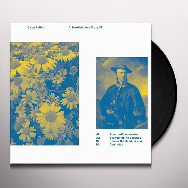 Owen Pallett SWEDISH LOVE STORY (EP) Vinyl Record