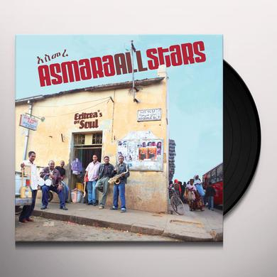 Asmara All Stars ERITREAS GOT SOUL Vinyl Record