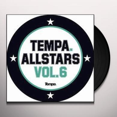 TEMPA ALLSTARS 6 / VARIOUS Vinyl Record