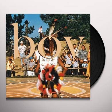 Young Man BOY Vinyl Record