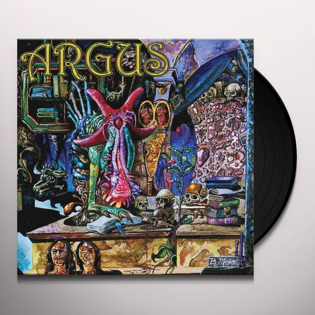 ARGUS Vinyl Record