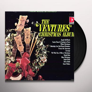 Ventures CHRISTMAS ALBUM / VARIOUS Vinyl Record