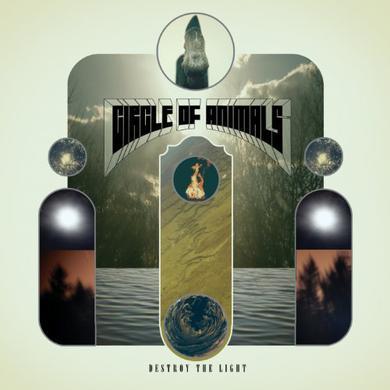 Circle Of Animals DESTROY THE LIGHT Vinyl Record