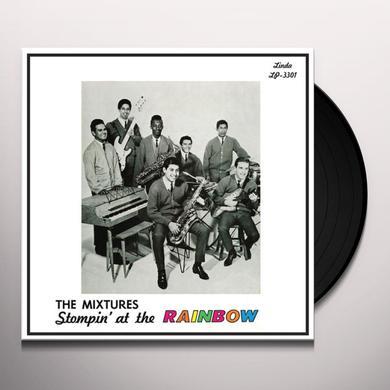 Mixtures STOMPIN AT THE RAINBOW Vinyl Record