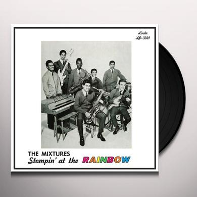 Mixtures STOMPIN AT THE RAINBOW Vinyl Record