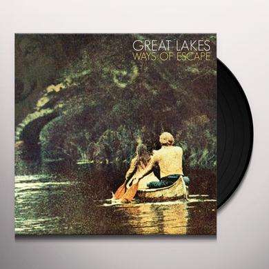 Great Lakes WAYS OF ESCAPE Vinyl Record