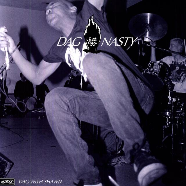Dag Nasty DAG WITH SHAWN Vinyl Record