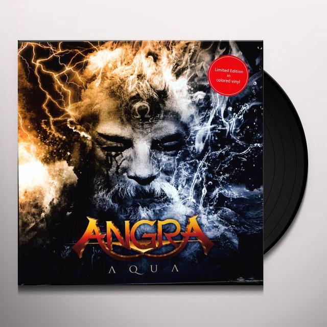 Angra AQUA Vinyl Record