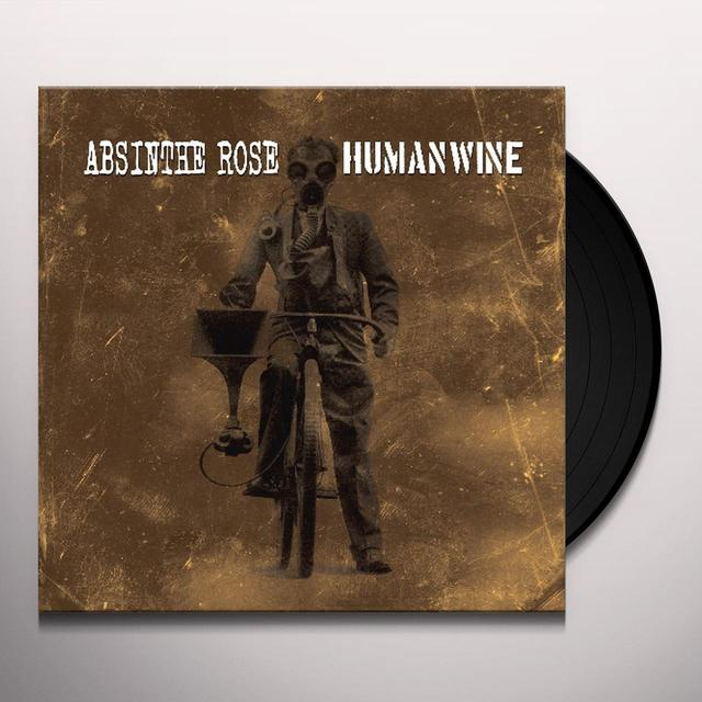 Absinthe Rose / Humanwine SPLIT Vinyl Record