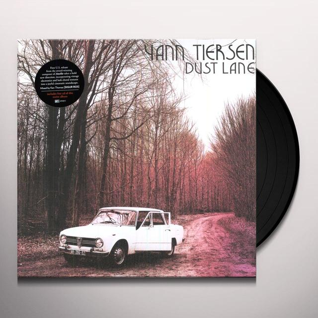 Yann Tiersen DUST LANE Vinyl Record