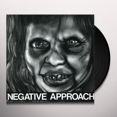 "Negative Approach 10-SONG 7"" EP Vinyl Record"