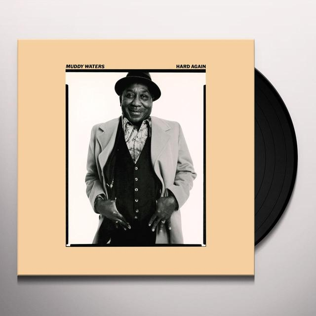 Muddy Waters HARD AGAIN Vinyl Record - Limited Edition, 180 Gram Pressing