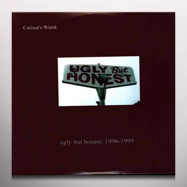 Carissa's Wierd UGLY BUT HONEST Vinyl Record - Colored Vinyl, Digital Download Included