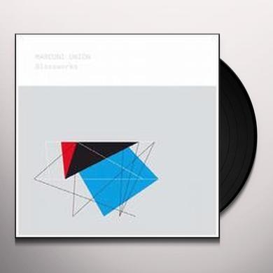 Marconi Union GLASSWORKS (EP) Vinyl Record